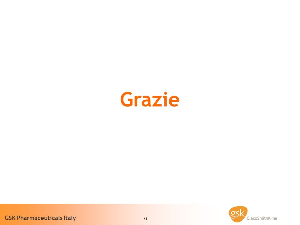 61 GSK Pharmaceuticals Italy Grazie
