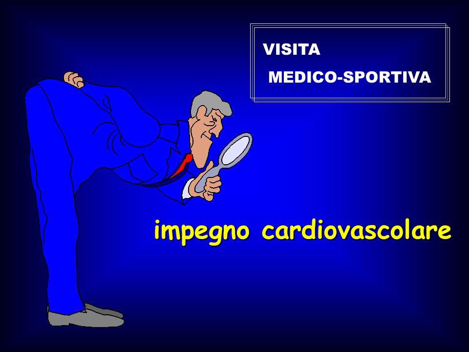 COMITATO ORGANIZZATIVO CARDIOLOGICO PER LIDONEITA ALLO SPORT (ANCE - ANMCO - FMSI - SIC- SIC SPORT) Protocolli cardiologici per il giudizio di idoneità allo sport agonistico 2003
