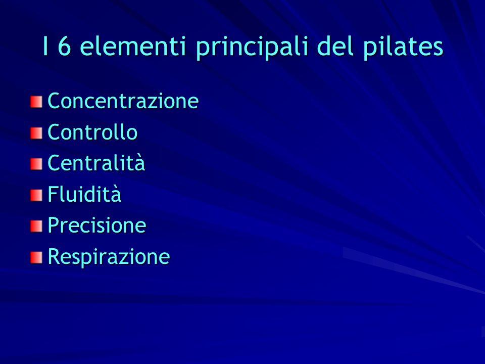 Concentrazione mantieni sempre la mente concentrata sullobiettivo dellesercizio, mentre lo esegui J.