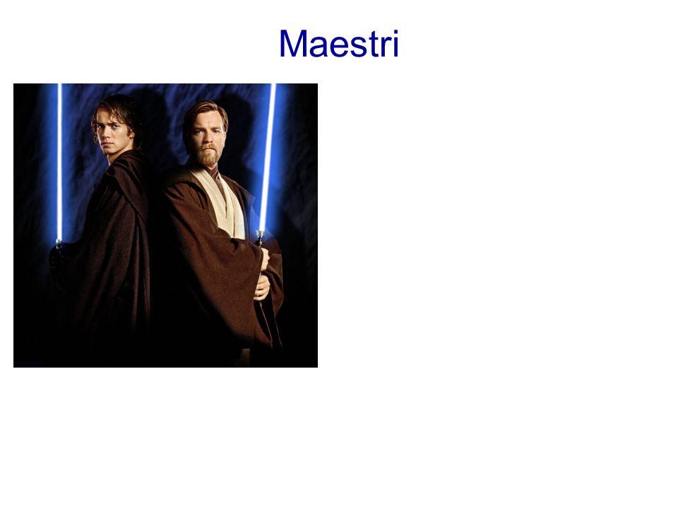 Maestri