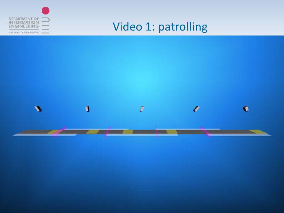 Video 1: patrolling