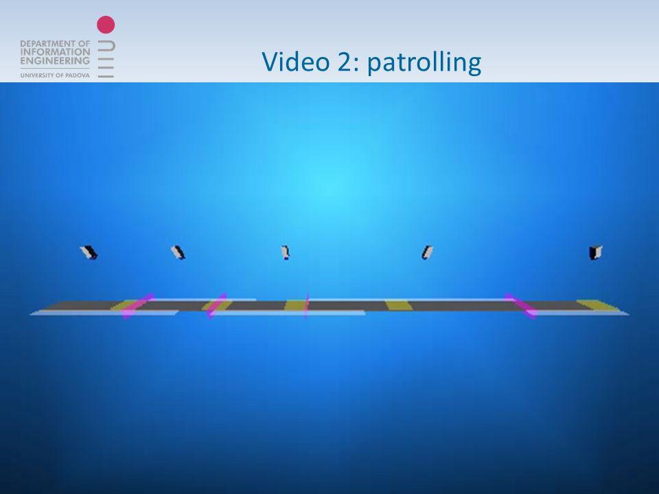 Video 2: patrolling