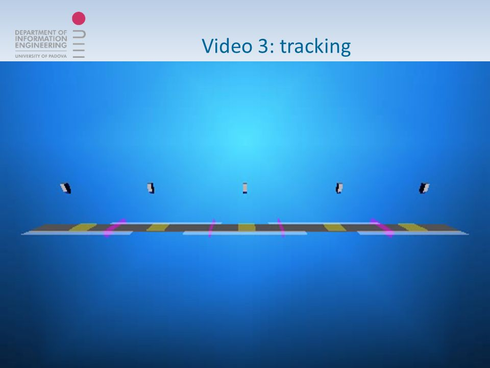 Video 3: tracking