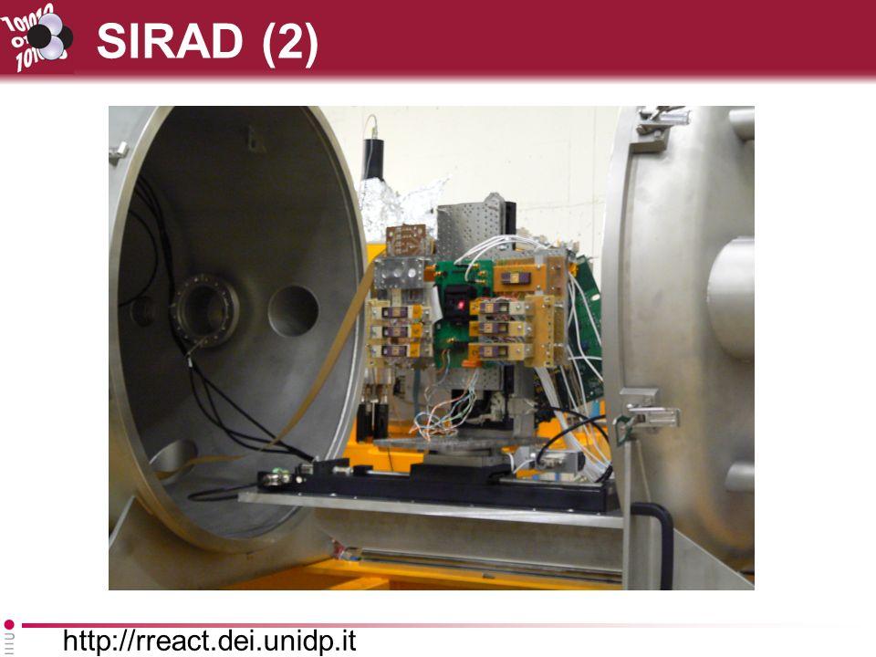 http://rreact.dei.unidp.it Microprocessori Valutazione della sensibilità a soft error indotti da particelle alfa su core di microprocessore ARM Valutazione della sensibilità a soft error indotti da particelle alfa su core di microcontrollori