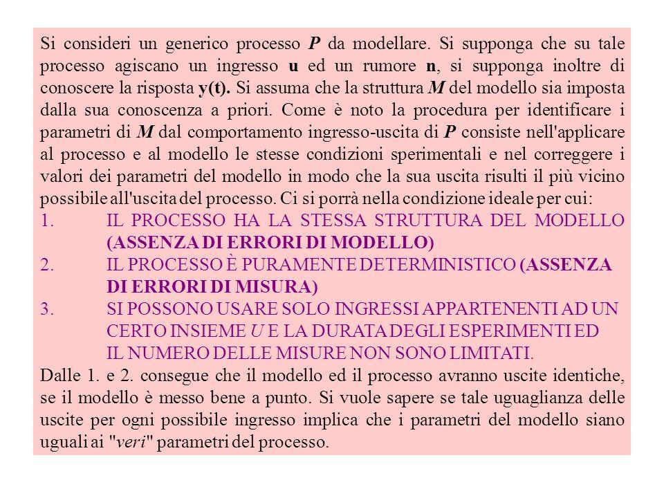 METODO BASATO SULLO SVILUPPO IN SERIE DELLA FUNZIONE D USCITA (metodo di Pohjanpalo).