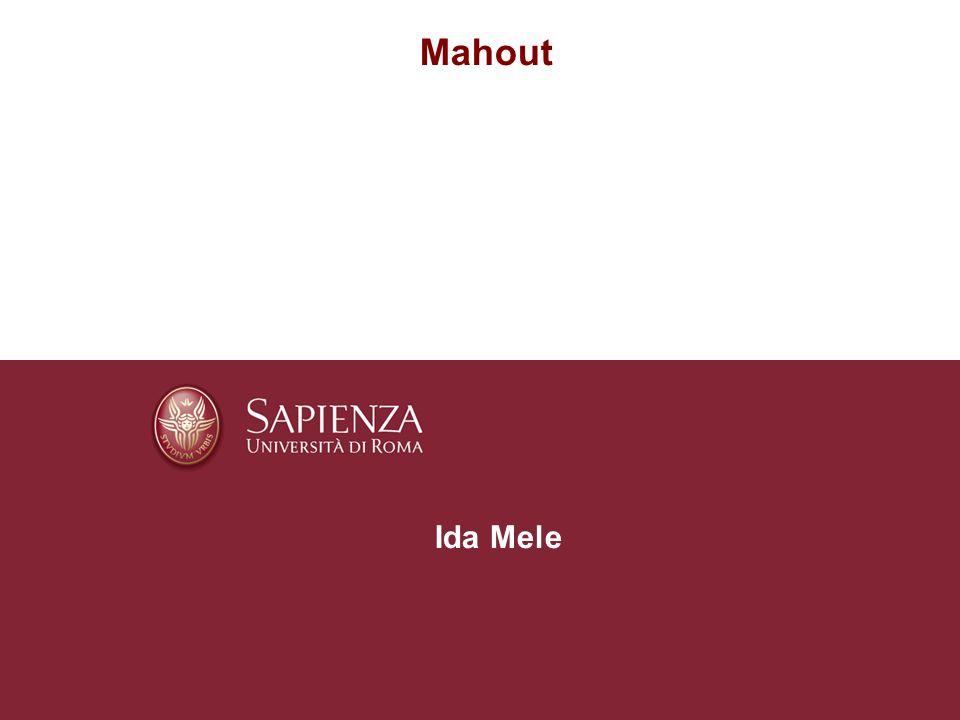 Mahout Ida Mele