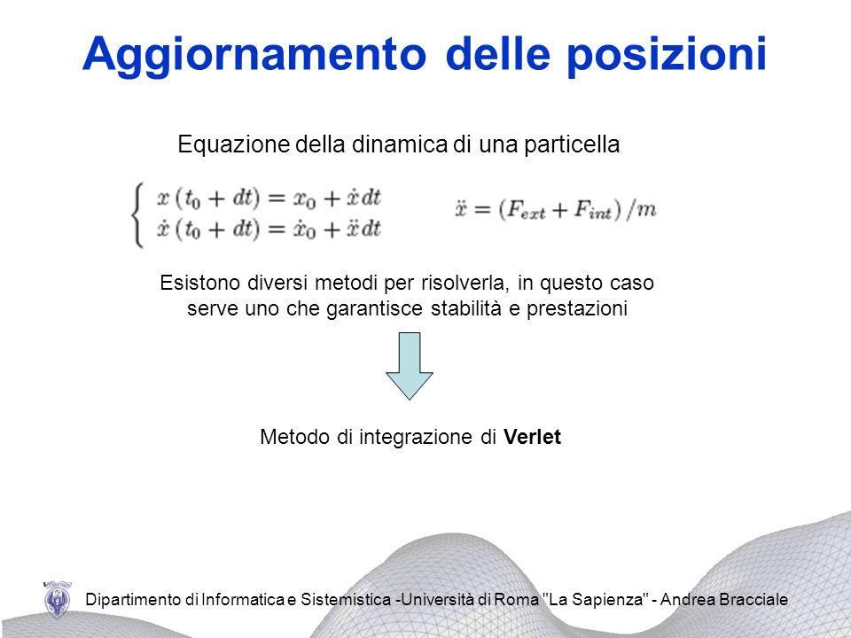 Dipartimento di Informatica e Sistemistica -Università di Roma