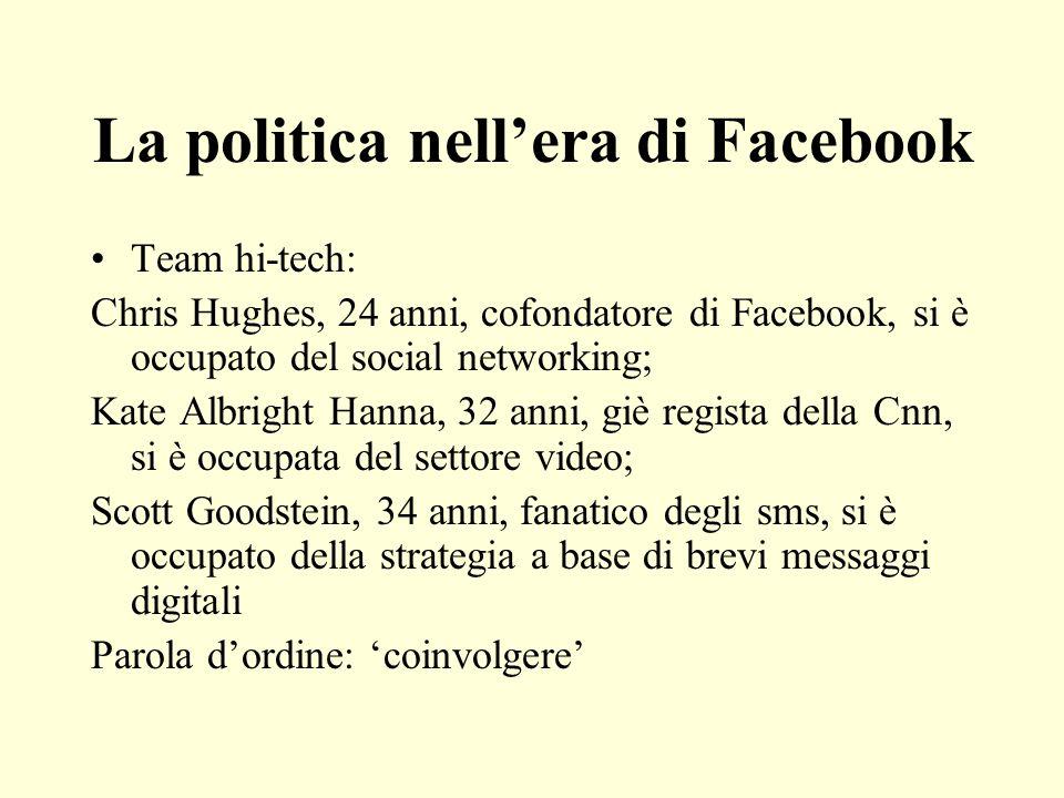 Gli altri social network MySpace (www.myspace.com).