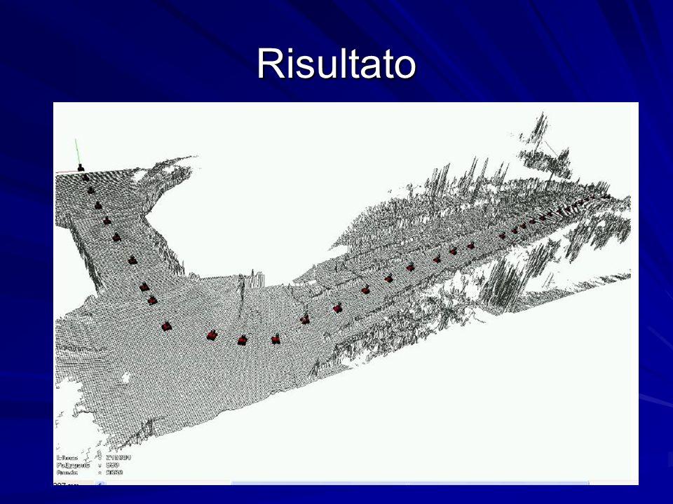 Conclusione Mapping dipendente da ambiente –Semantica nelle mappe –Estrazione features –Filtraggio –Ottimizzazione (es.