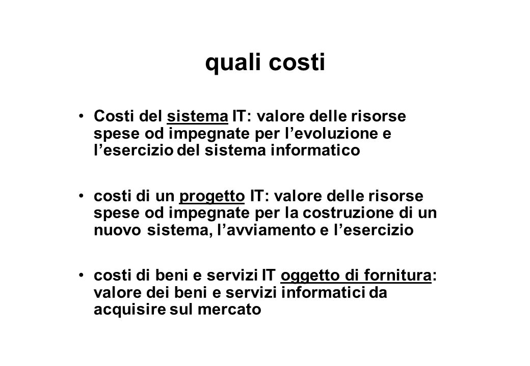 costo variabile The variable criteria is the amount of change to the Web site.