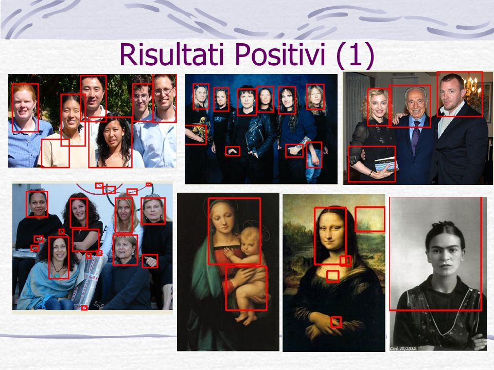 Risultati Positivi (1)