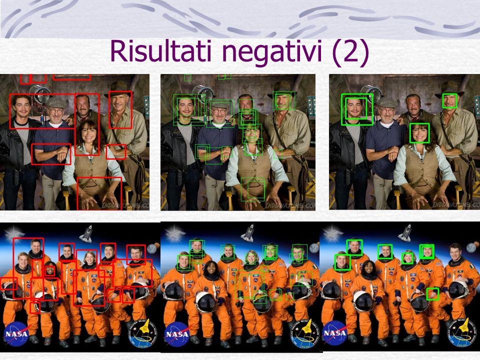 Risultati negativi (2)