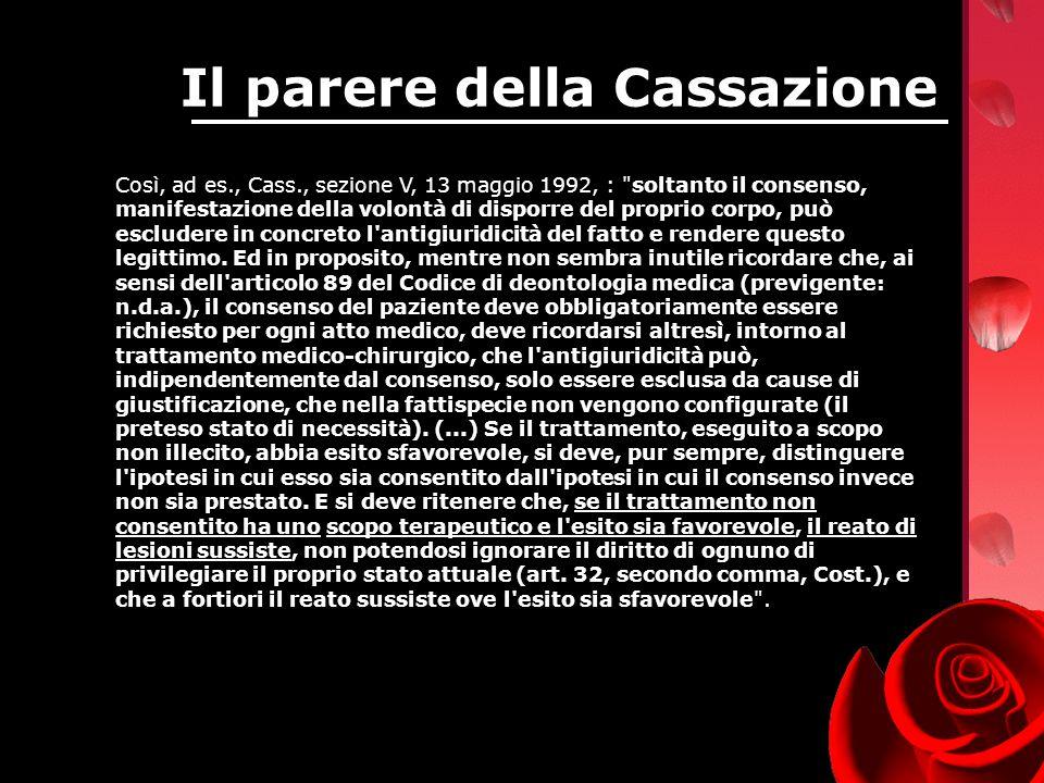 Così, ad es., Cass., sezione V, 13 maggio 1992, :