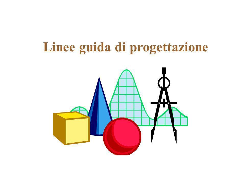 Linee guida di progettazione