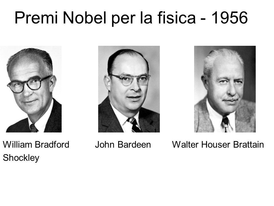 Il transistor Il principio di funzionamento del transistor venne scoperto casualmente da Russel Ohl il 23 febbraio 1939, esaminando la differenza di c