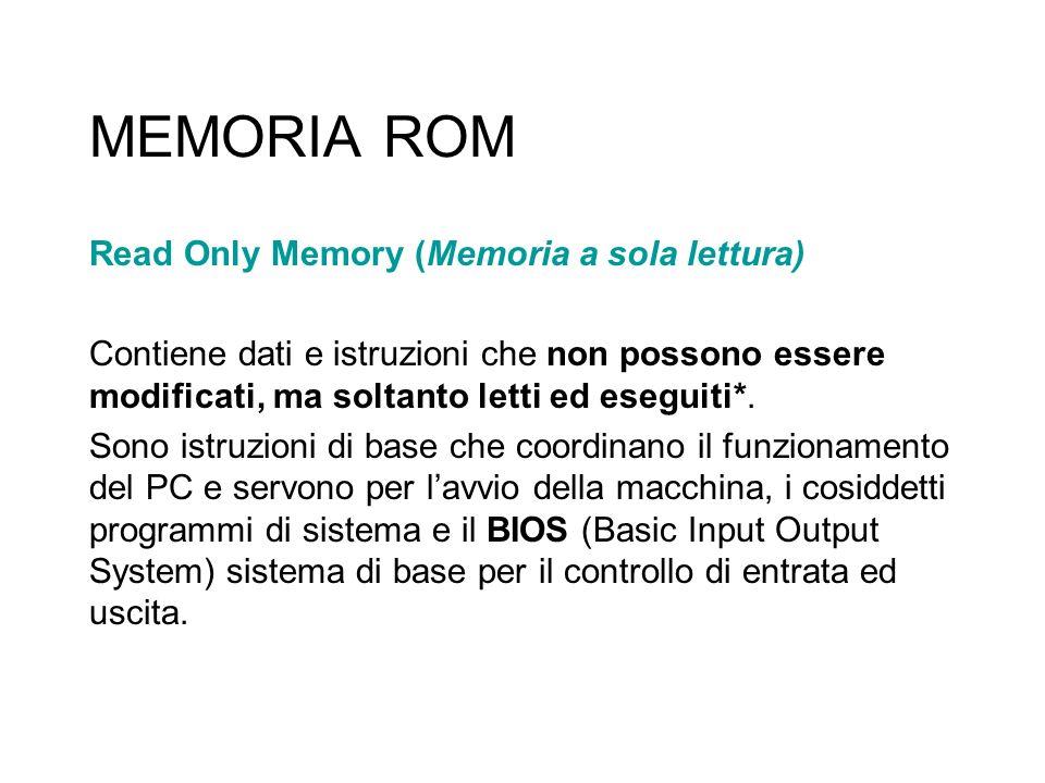 Tipologie di memoria: DDR-II SDRAM Come DDR, DDR-II trasferisce i dati ad ogni fronte di salita e di discesa, ottenenedo così una velocità di trasferi