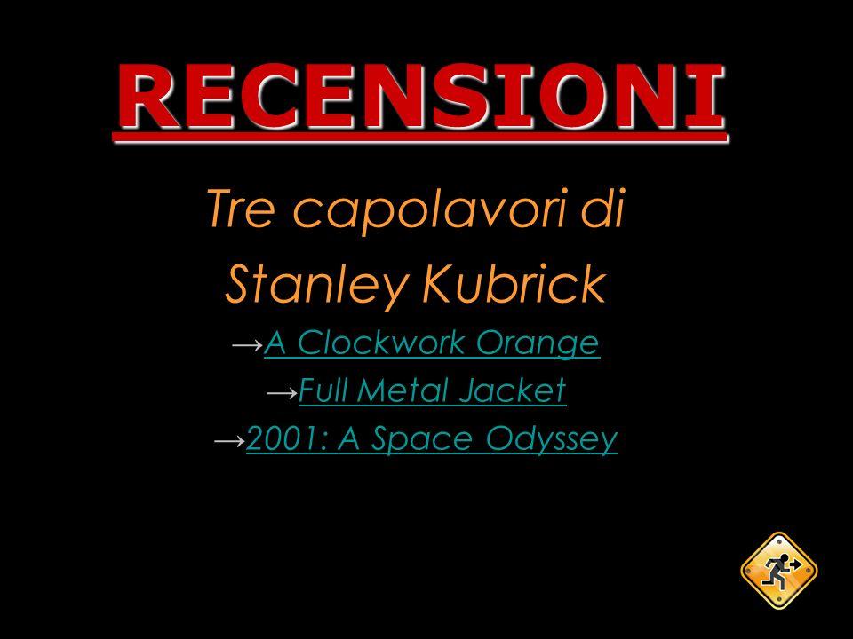 A Clockwork Orange L uomo deve poter scegliere tra il bene e il male, anche se sceglie il male.