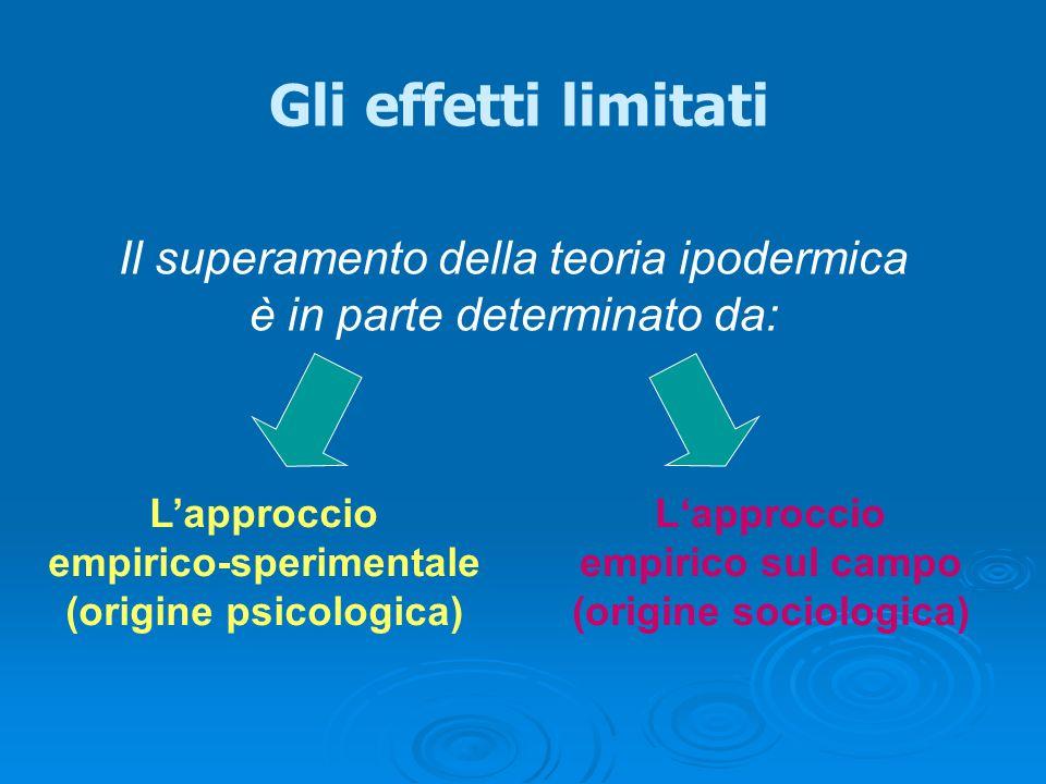 Prof.ssa Geraldina Roberti Università di Siena La ricerca di Cantril I radioascoltatori che avevano effettuato controlli interni ed esterni al program