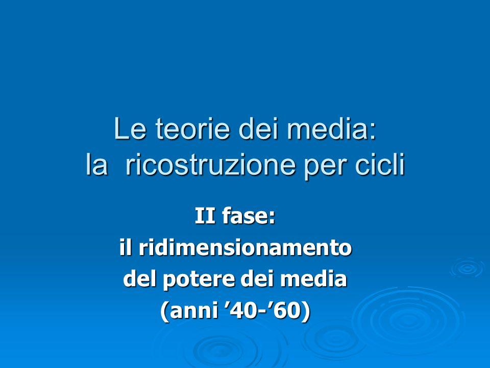 Prof.ssa Geraldina Roberti Università di Siena Lapproccio empirico sul campo Criticità Prospettiva limitata agli effetti immediati. Prospettiva limita
