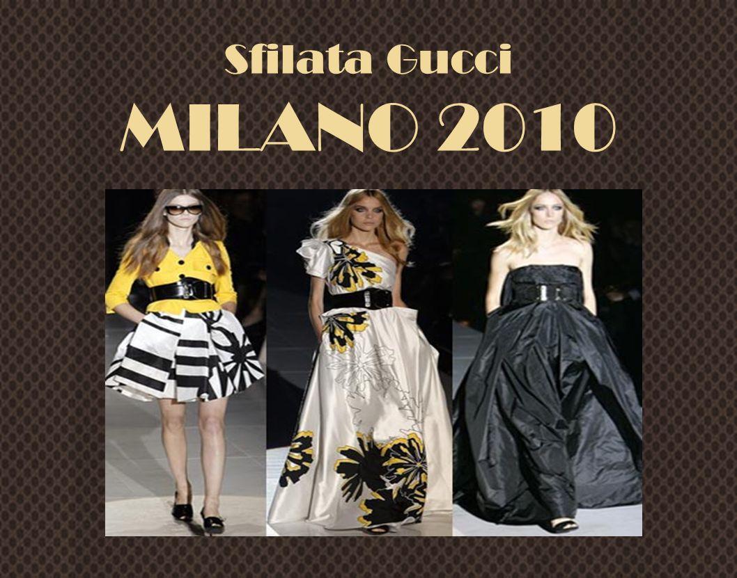 Sfilata Gucci MILANO 2010