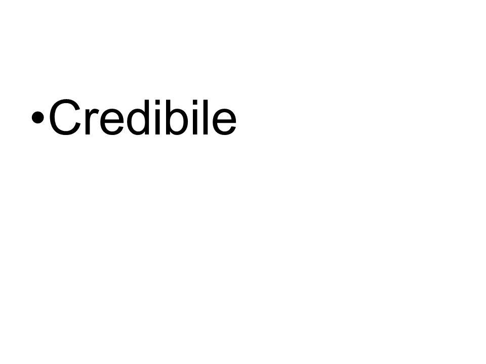 Credibile