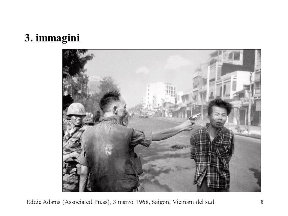 8 3. immagini Eddie Adams (Associated Press), 3 marzo 1968, Saigon, Vietnam del sud