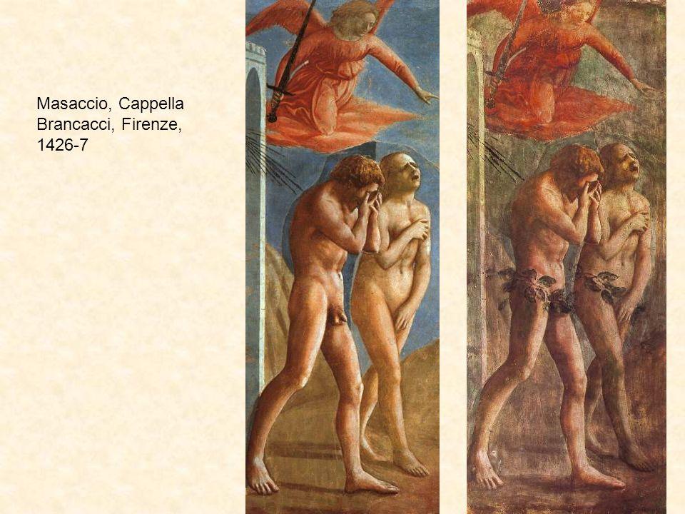 Masaccio, Cappella Brancacci, Firenze, 1426-7
