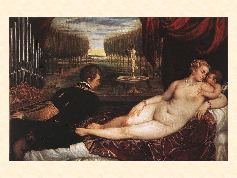 Tiziano Venere e Adone, Prado, 1548