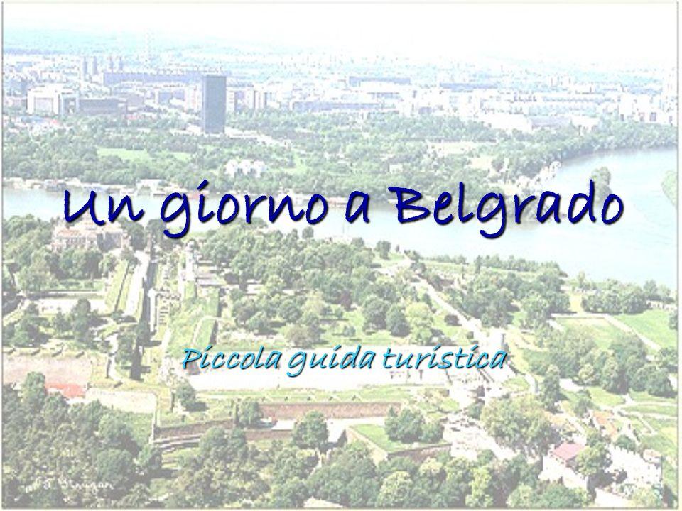 Venite a Belgrado Ci sono 6 ragioni convincenti per visitare Belgrado subito.