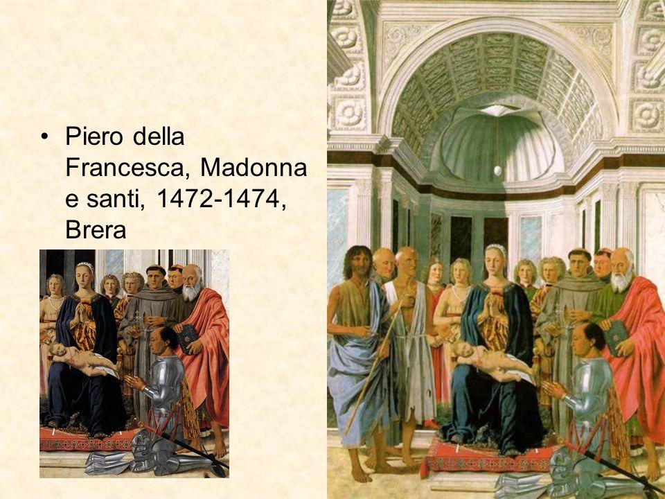 Giovanni Bellini, Dipinto votivo di Agostino Barbarigo, 1488, San Pietro Martire, Murano