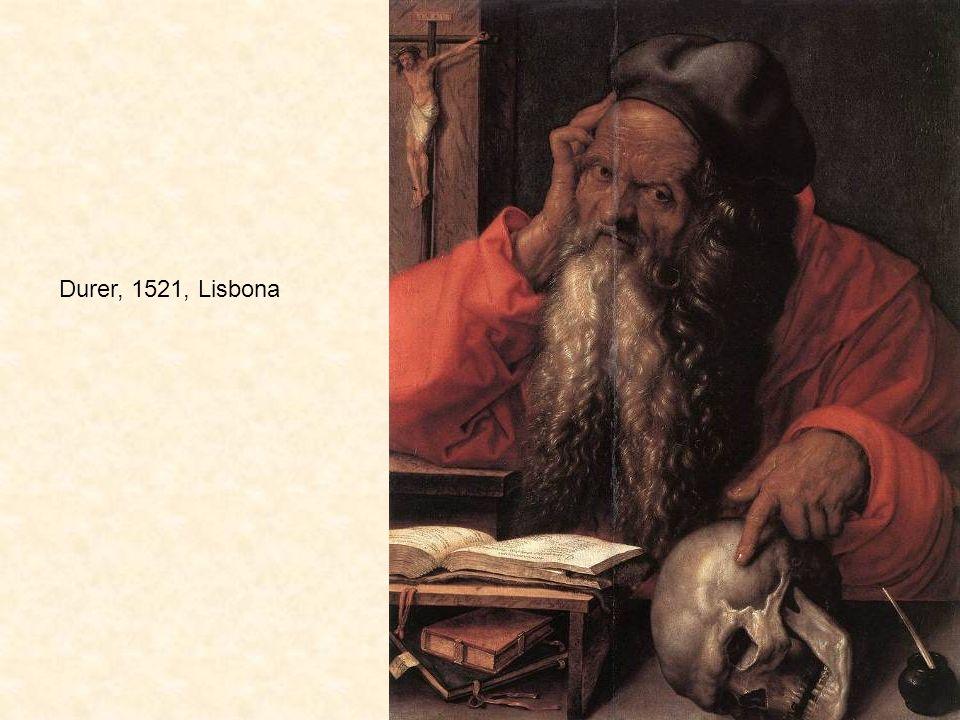 Durer, 1521, Lisbona