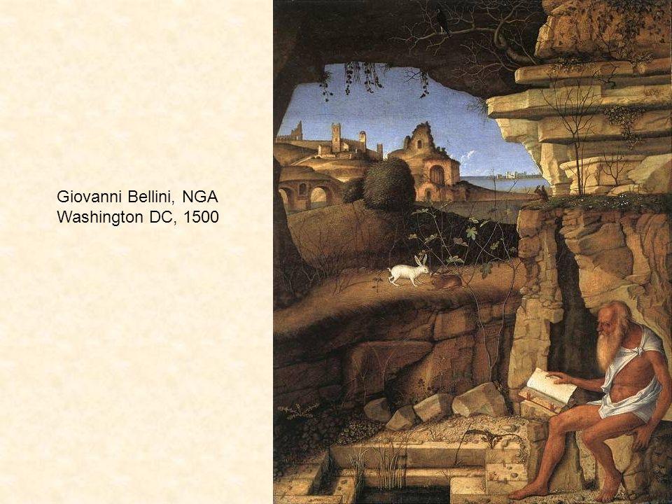 Giovanni Bellini, NGA Washington DC, 1500