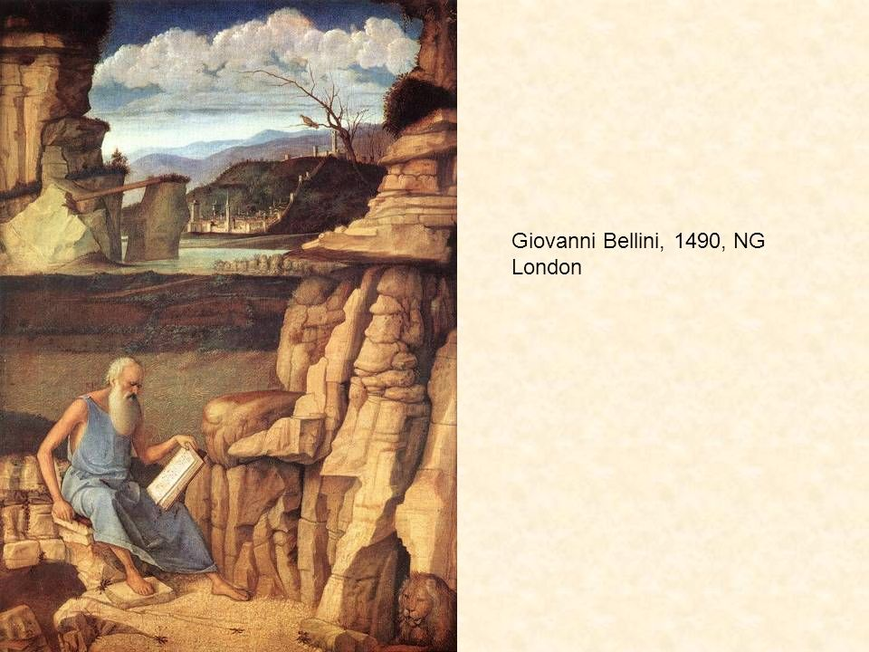 Giovanni Bellini, 1490, NG London