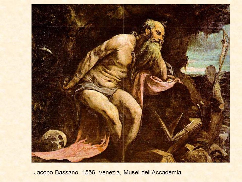Jacopo Bassano, 1556, Venezia, Musei dellAccademia