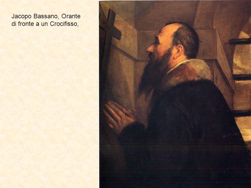 Giovan Battista Moroni, Visione durante la preghiera, ca. 1560