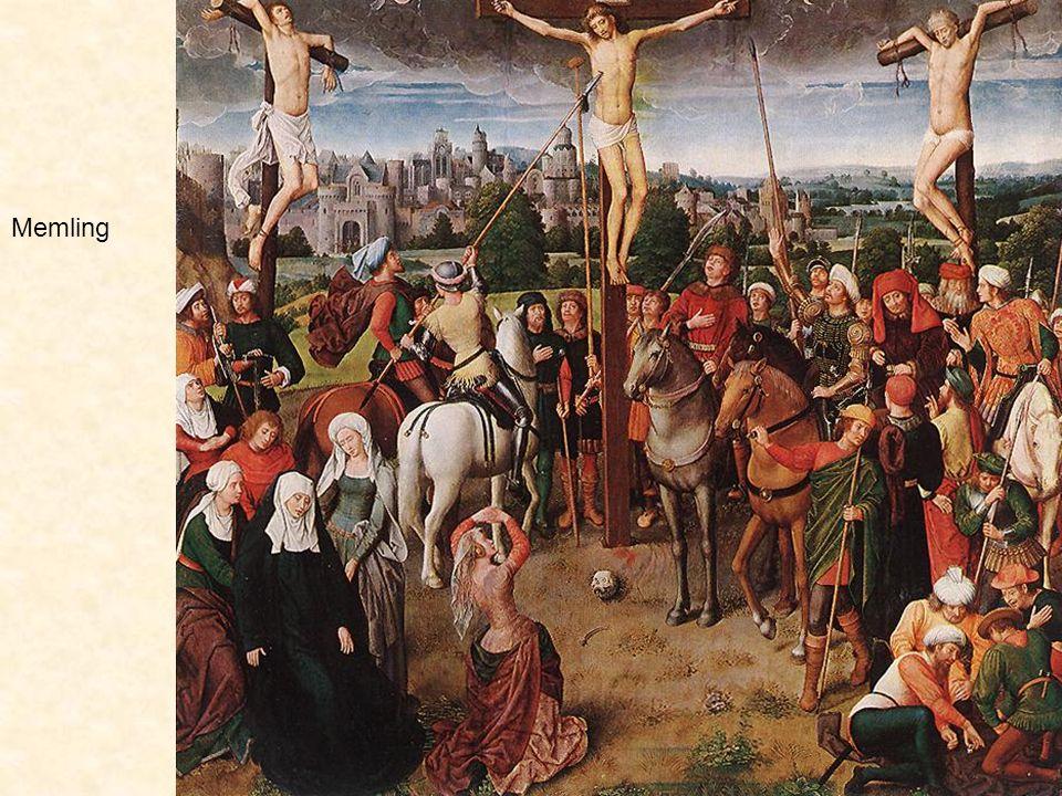 Foppa, Crocefissione, 1456, Bergamo