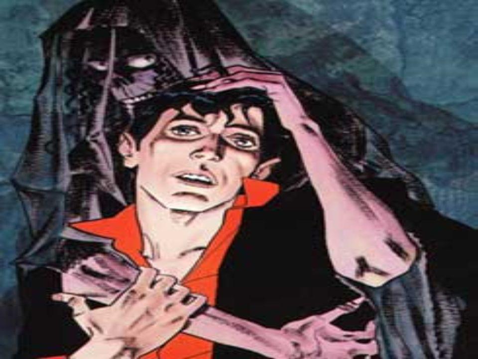 Creato da Tiziano Sclavi, Dylan Dog è il più celebre protagonista di una serie horror italiana, (anche se horror è una definizione limitativa...).