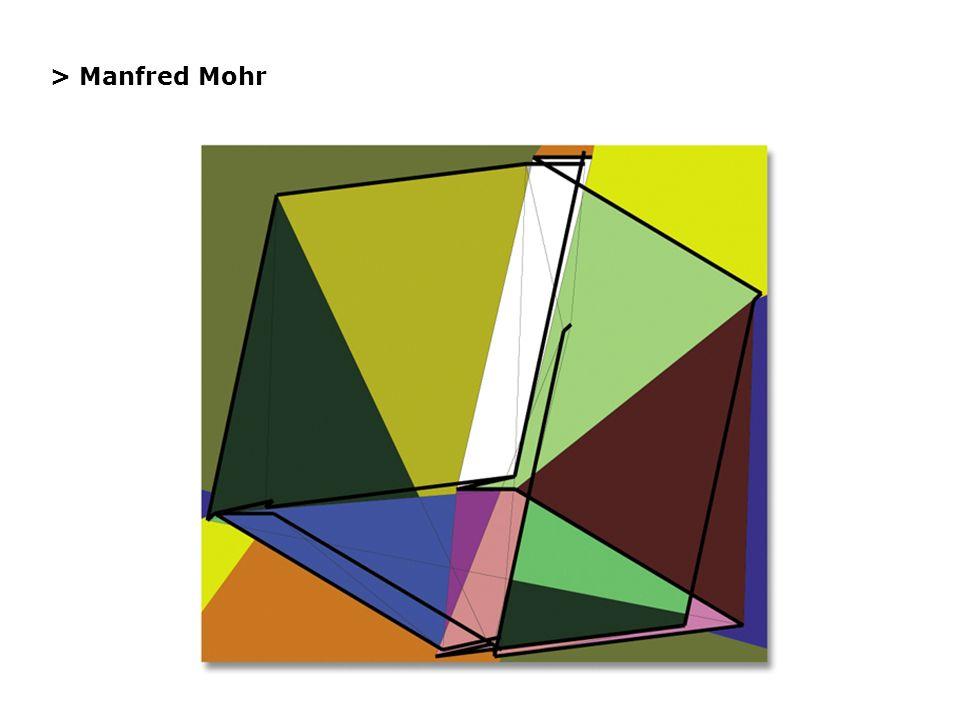 > Manfred Mohr