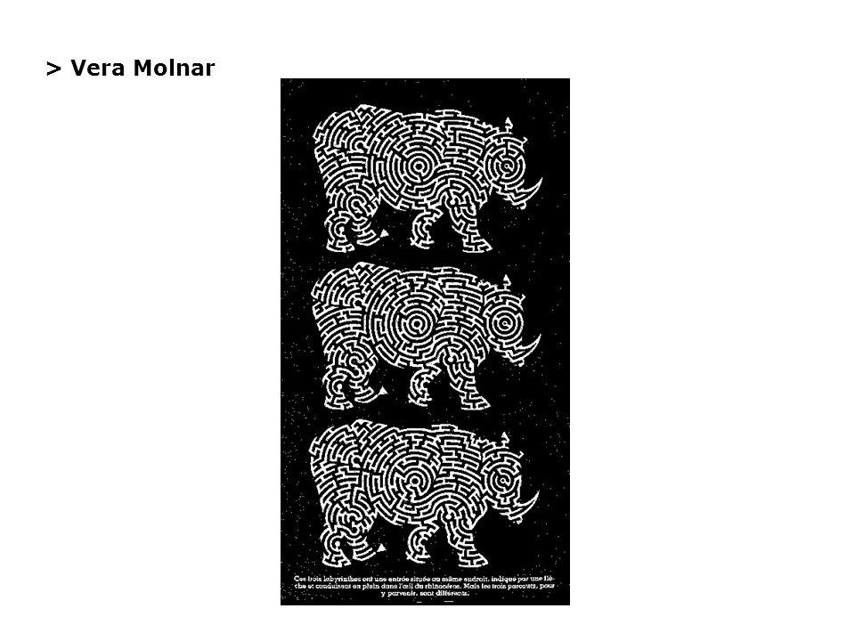> Vera Molnar