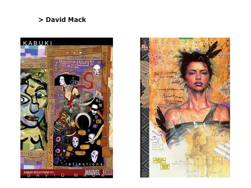 > David Mack