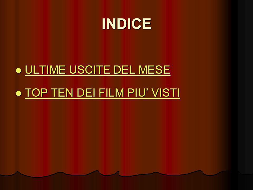 …CIAK SI GIRA… Tutte le notizie sugli ultimi film del mese!