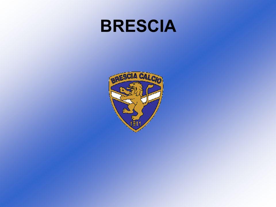 Anno: 2001-02 / 2002-03 Presenze: 44 Reti: 15 In due anni a Brescia Luca conferma tutte le sue qualità; ad aiutarlo a segnare poi cè un certo Roberto Baggio … i due diventano pressoché devastanti!