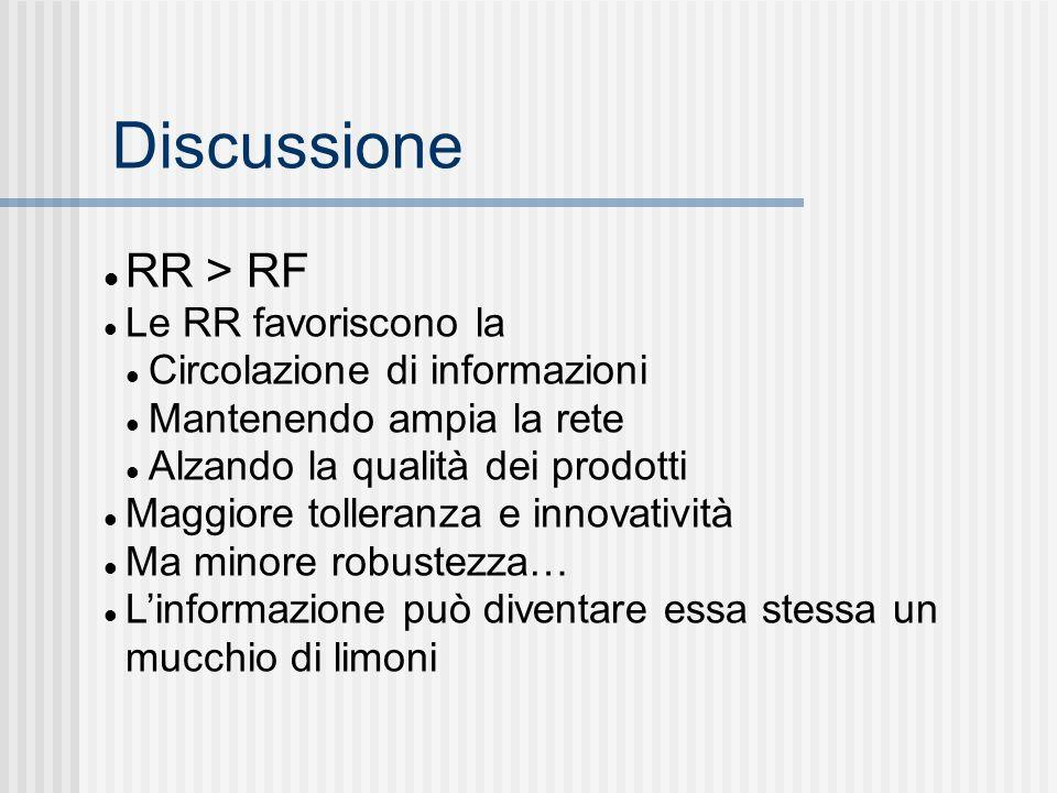 PARTNET Reti di dipendenza e di scambio How do we know a real businessperson wants to maximize profit.