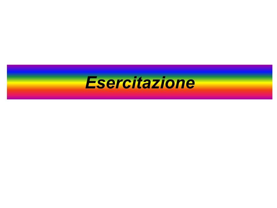 esercitazione preliminare12 Ancora su PNL IL PNL non include: A)i beni e servizi prodotti allinterno del paese B)i beni e servizi prodotti da lavoratori nazionali allestero C)i beni e servizi prodotti da imprese estere in Italia- D)sono vere la A e la B
