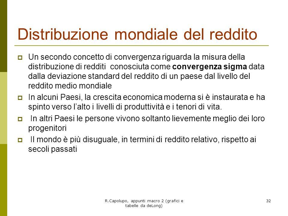 R.Capolupo, appunti macro 2 (grafici e tabelle da deLong) 33
