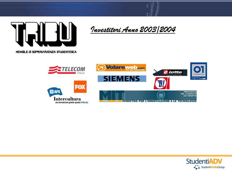 Editore e Concessionaria esclusiva: Studentimediagroup Spa Via F.Nardini 1/c 00162 Roma Tel.