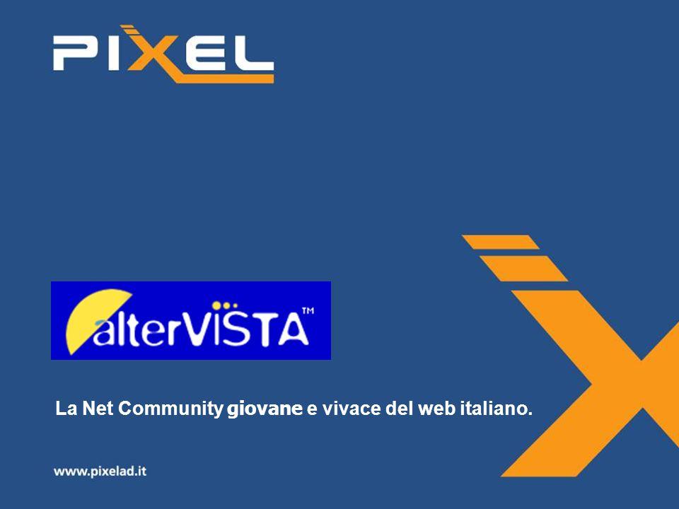 La Net Community giovane e vivace del web italiano.