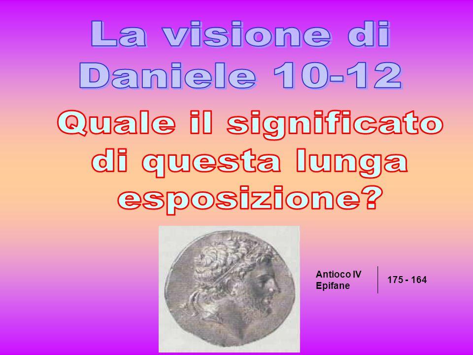Antioco IV Epifane 175 - 164