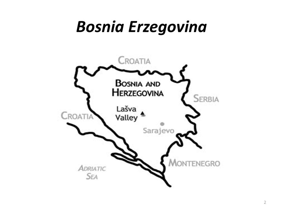 Bosnia Erzegovina 2