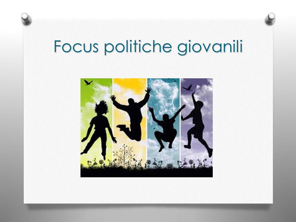 Focus politiche giovanili